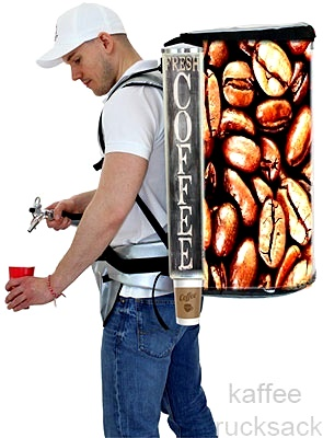 The insulation of the backpack guarantees the temperature and high quality of the drinks for about 2 hours.