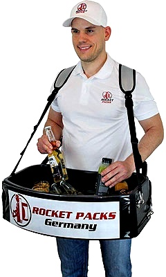 Mark mobilisation made to measure! Rocketpacks is the ideal partner when it comes to activating a brand within the suitable target group.